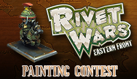 Rivet Wars Painting Competition!