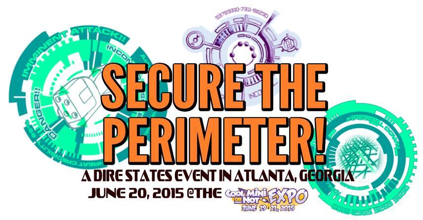 Secure the Perimeter