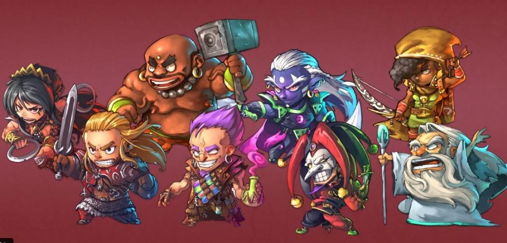 New-Heroes